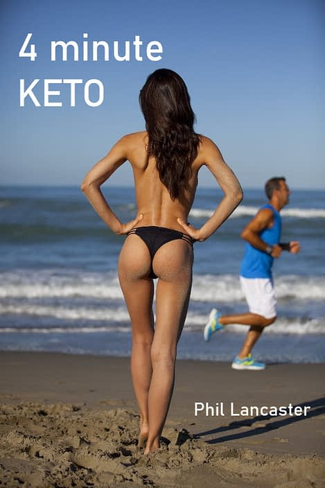 4 Minute Keto Flat Cover