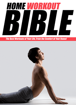 Home Workout Bible Original Cover