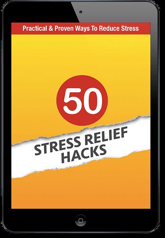 50 Stress Relief Hacks