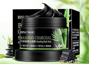 Bisutang Charcoal Face Mask