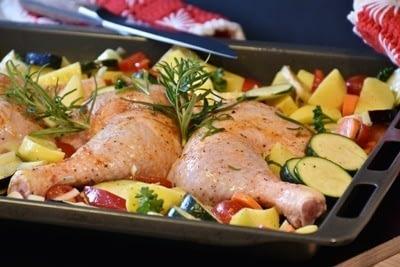 Healthy Heart Food Chicken