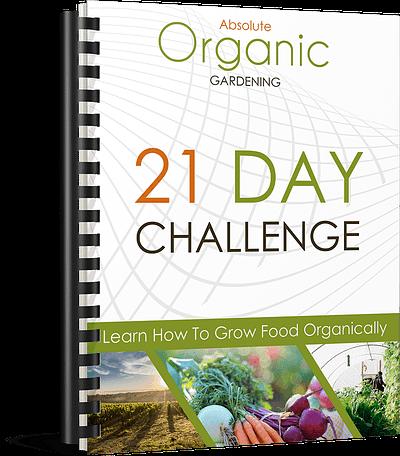 Organic Gardening 21 Day Challenge