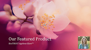 Featured Product Ageless Glow