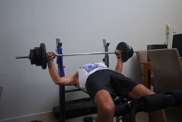 Phil Bench Press