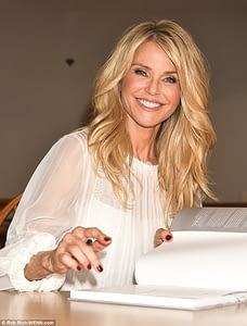 Anti-Aging: Christina Brinkly at 61