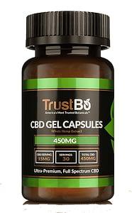 TrustBo CBD Bottle
