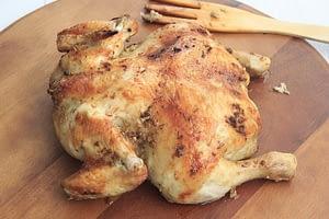 Chicken Skin is a Source of Collagen