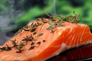 Salmon for Heart Health