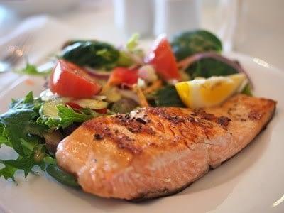 Heart Friendly Salmon