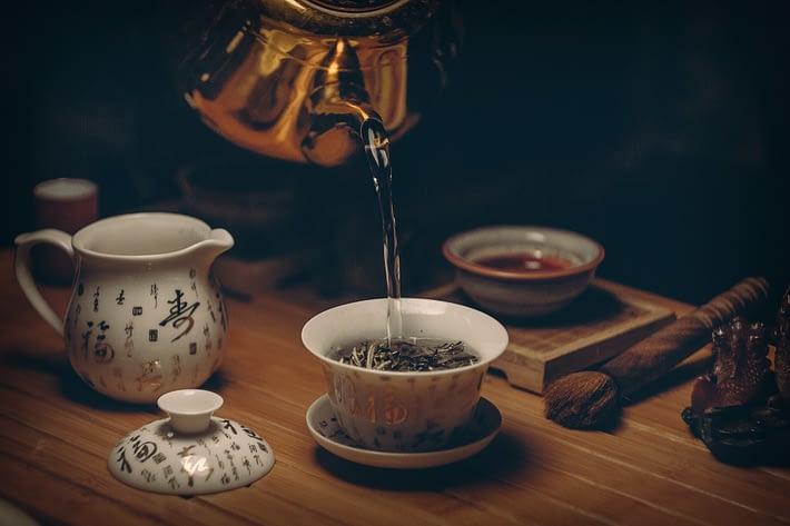 Green Tea to Help Focus