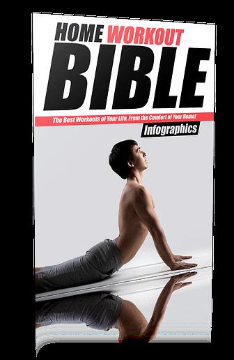 Home Workout Bible Infographics