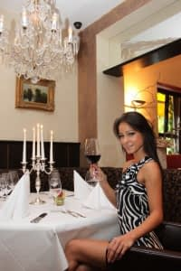 Red Wine Helps Heart Health