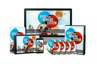 Boost Your Immune System Bundle