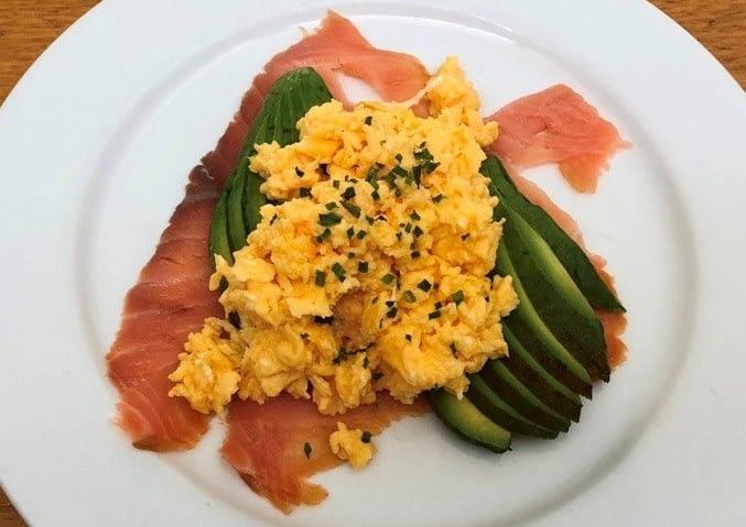 Anti-Aging Keto Breakfast